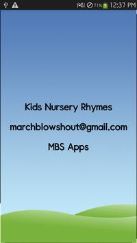 Kids Nursery Rhymes screenshot 4