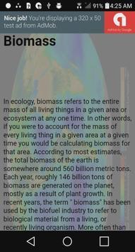 INCREDIBLE biomass apk screenshot