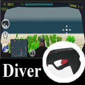 Diver Game icon