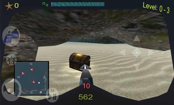 Diver Game apk screenshot