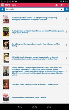 MBR Library apk screenshot