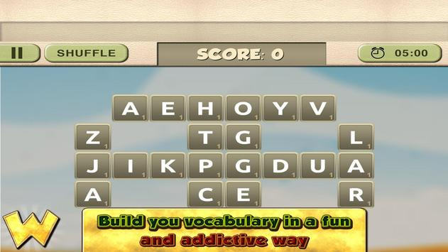 Wordly! A Word Search Game apk screenshot