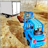Heavy Forklift Drive Challenge icon