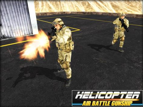 Helicopter Air Battle: Gunship apk screenshot