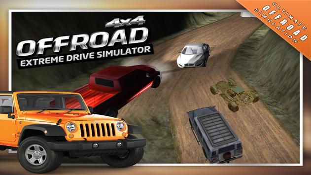 4x4 Offroad Drive Simulator 3D screenshot 10
