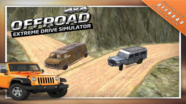 4x4 Offroad Drive Simulator 3D screenshot 13
