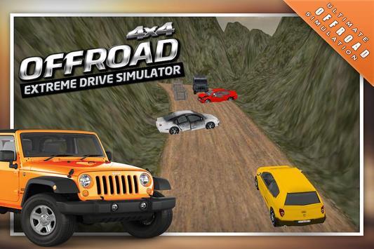4x4 Offroad Drive Simulator 3D screenshot 1