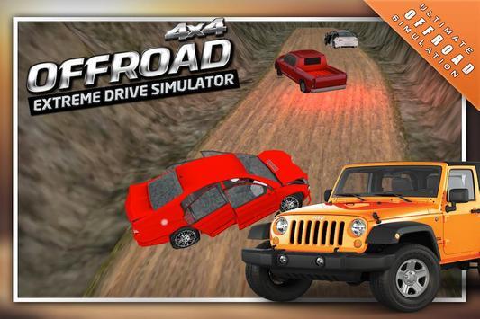 4x4 Offroad Drive Simulator 3D screenshot 2