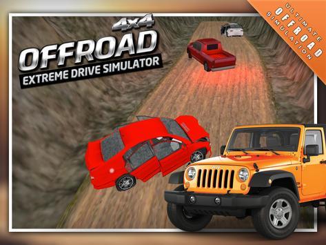 4x4 Offroad Drive Simulator 3D screenshot 7