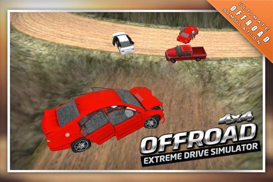 4x4 Offroad Drive Simulator 3D screenshot 4