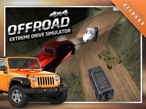 4x4 Offroad Drive Simulator 3D screenshot 5
