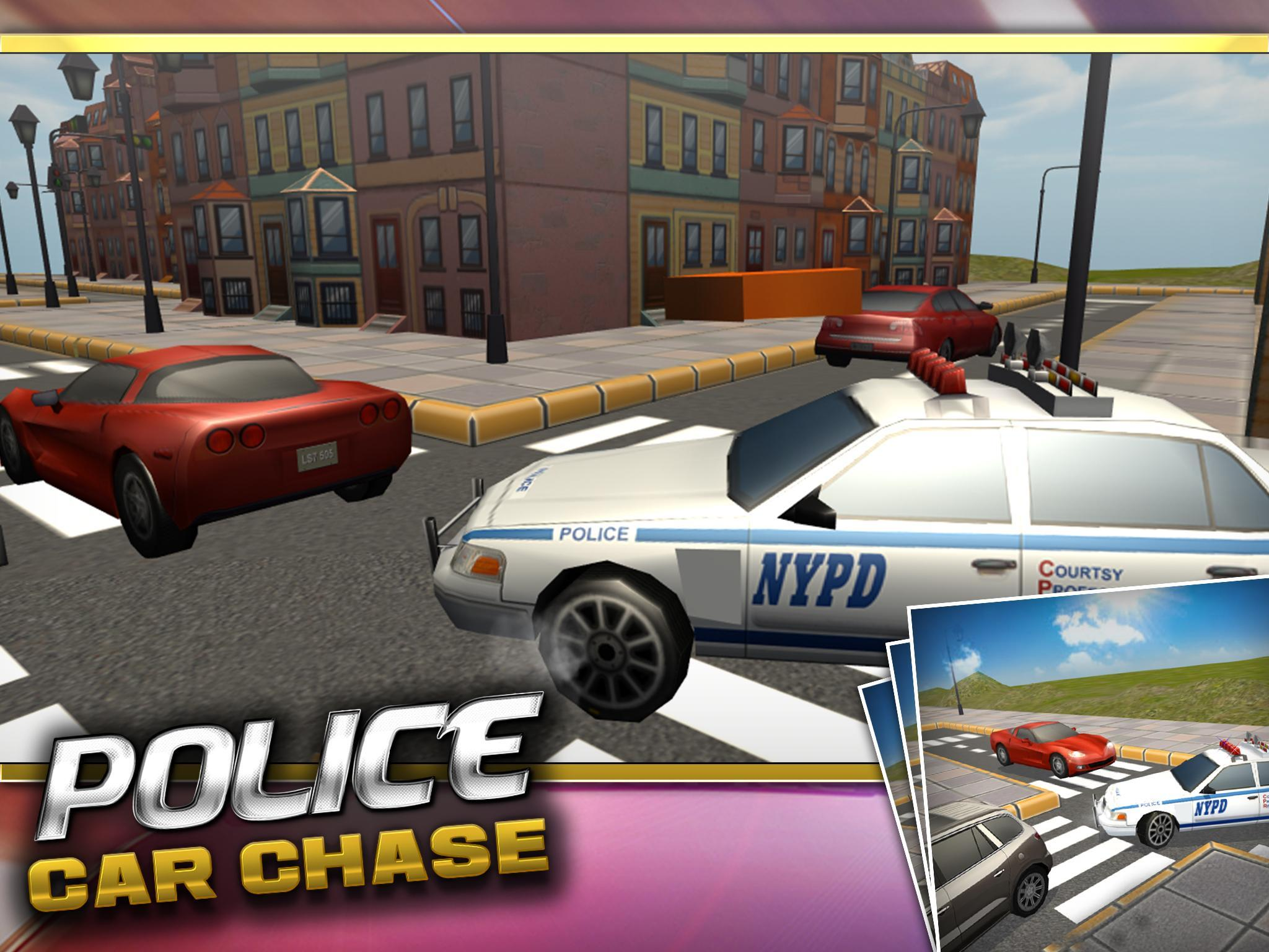 Police Car Chase 3D for Android - APK Download