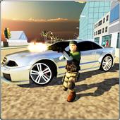 Secret Agent Mafia City Crime icon