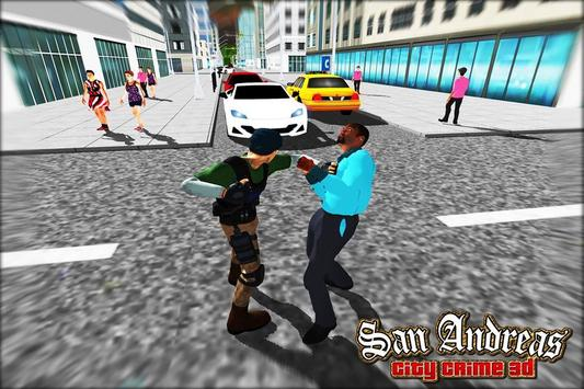 Secret Agent Mafia City Crime poster