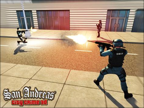 Secret Agent Mafia City Crime screenshot 16