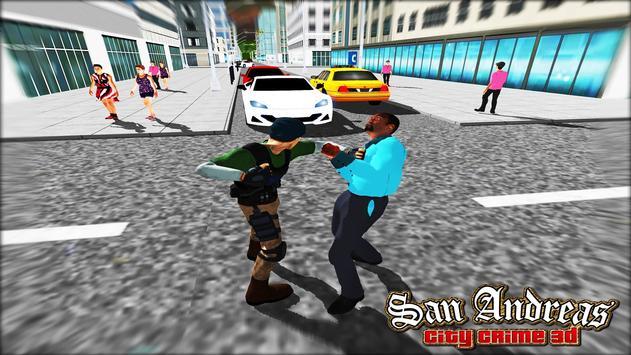 Secret Agent Mafia City Crime screenshot 10