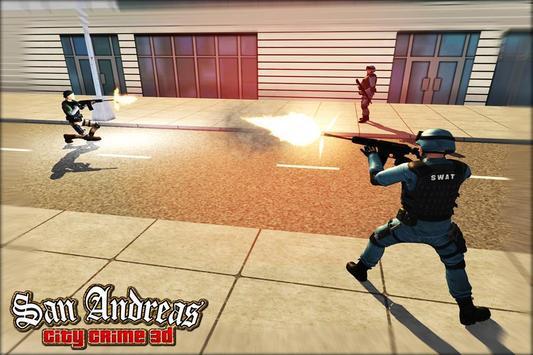 Secret Agent Mafia City Crime screenshot 1