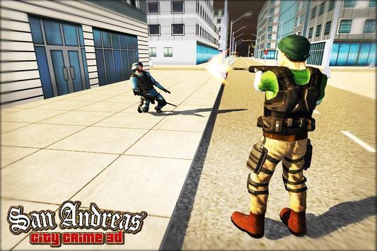 Secret Agent Mafia City Crime screenshot 2