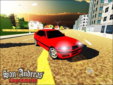 Secret Agent Mafia City Crime screenshot 8