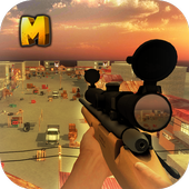 3D Killer Sniper Shooting icon