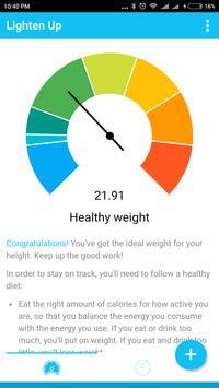 Lighten Up - Weight Tracker poster