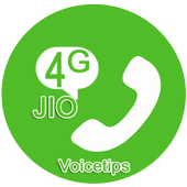 Free Jio4GVoice call Tips icon