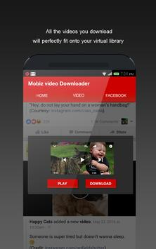 Mobiz Tube Video Downloader screenshot 1