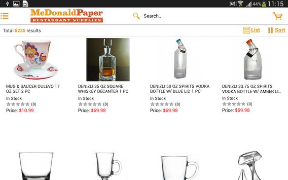 McDonald Paper Restaurant apk screenshot