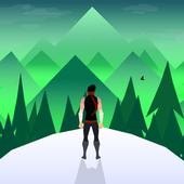 Mountain Ninja Dash icon