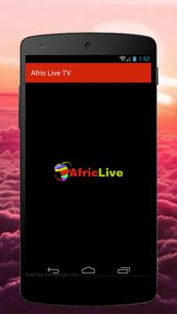 Africa Live TV poster