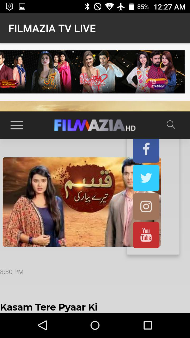 FILMAZIA TV for Android - APK Download
