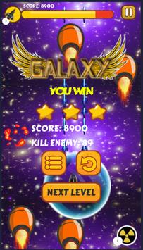 Sky Force Galaxy screenshot 8