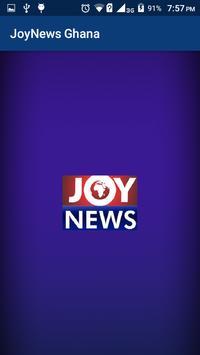 Joy News Live poster