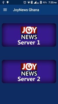 Joy News Live apk screenshot