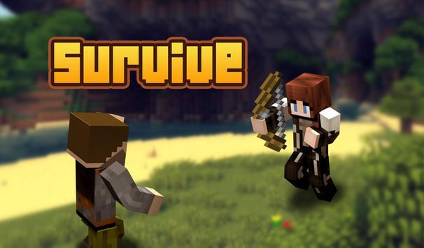 Mine Tap survival edition apk screenshot