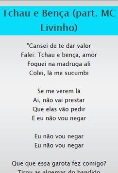 MC Pedrinho Song Lyrics - LA screenshot 1