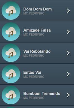 MC Pedrinho Song Lyrics - LA screenshot 2