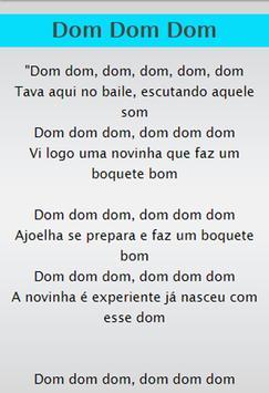 MC Pedrinho Song Lyrics - LA screenshot 3