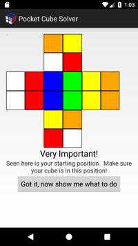 2X2 Cube Solver screenshot 3