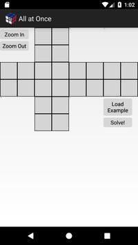 2X2 Cube Solver screenshot 1
