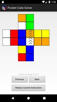 2X2 Cube Solver screenshot 4