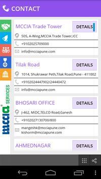 MCCIA Pune screenshot 3