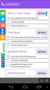 MCCIA Pune スクリーンショット 3