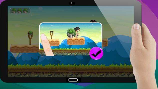 Knock Down Angry Joker SuperHeroes ! screenshot 9