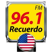 Recuerdo 96.1 Radio De Estados Unidos icon