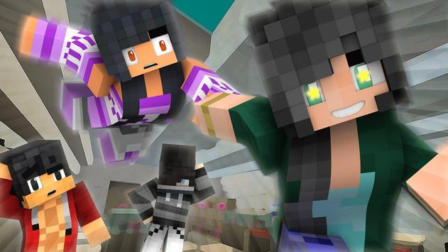 Aphmau Skins for Minecraft PE screenshot 9