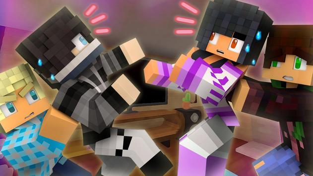 Aphmau Skins for Minecraft PE screenshot 1