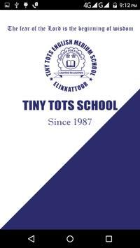 TINY TOTS Parent Portal poster