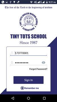 TINY TOTS Parent Portal apk screenshot