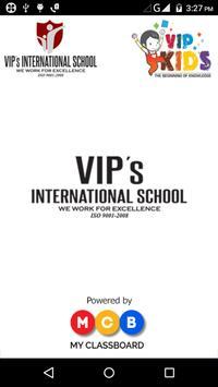 VIP's Parent Portal poster